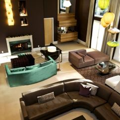 Turquoise And Brown Living Room Decorating Ideas Columns In 10 Summery Couches