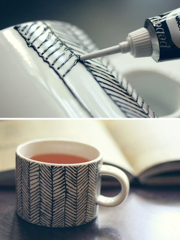 10 DIY Hand Painted Mugs A Great T For Everyone