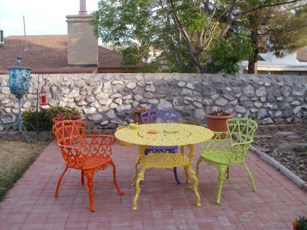 Outdoor Metal Furniture Paint Colors 14011003 Ongek Net