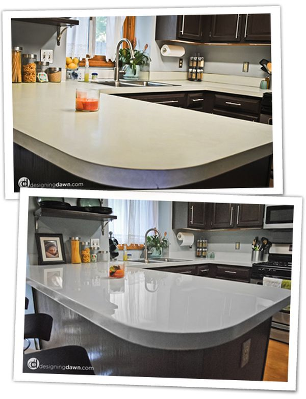 Can You Paint Countertops Formica Diy Updates For Your Laminate Countertops (without