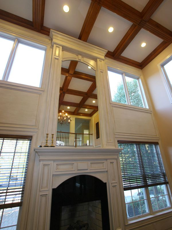 classic living room designs corner decorations custom built fireplace ideas for a