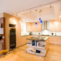 Track Lighting Kitchen Lowes Cabinets Reviews How To Use For Your Home S Interior View In Gallery