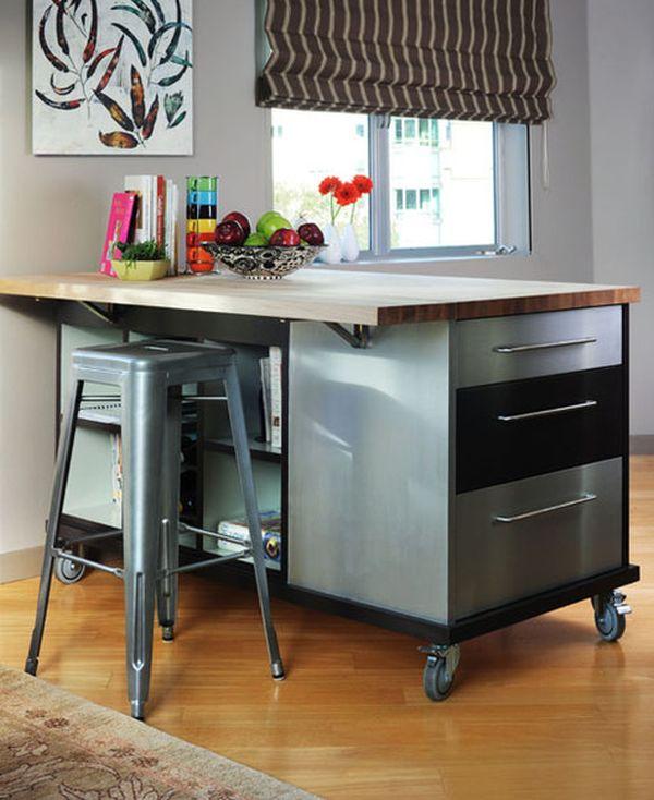 mobile island kitchen elkay sinks undermount home design between impressive 600 x 734 64 kb jpeg