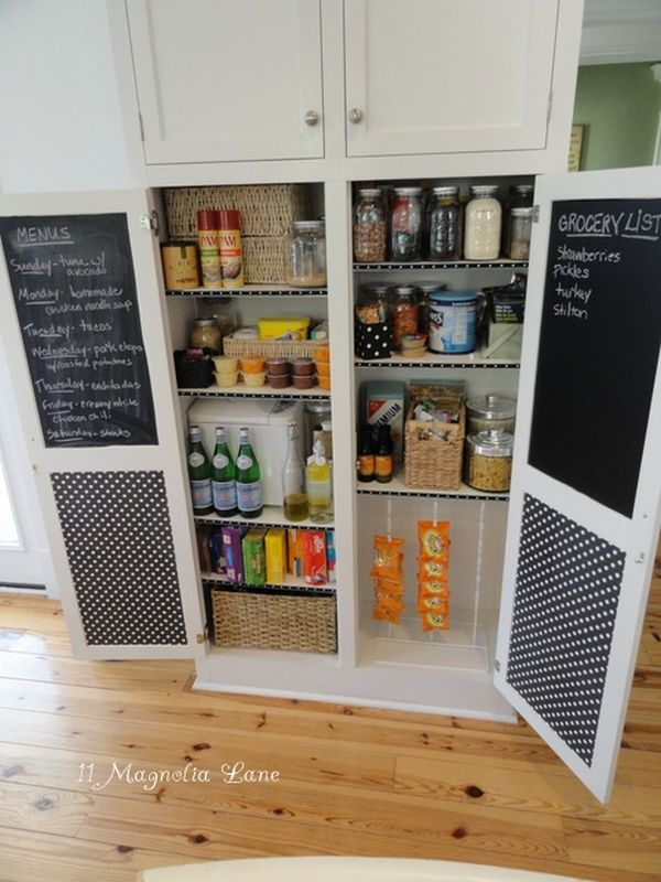 kitchen pantry organization ideas sink drain 15 for small pantries