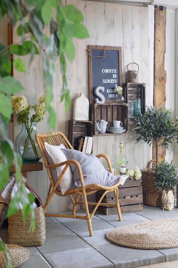 Cozy Ideas To Design Your Balcony