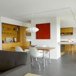 Living Room Design With Grey Sofa La Jolla Hours A Redesigned Mid-century Apartment In Seattle
