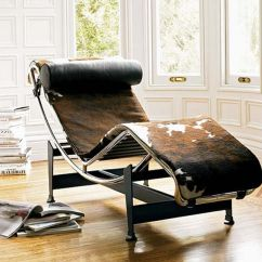 Most Comfortable Chair For Reading Christmas Covers Silver 10 Lounge Chairs Ever Designed Lc4 Chaise