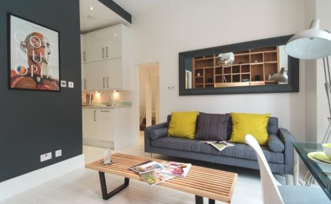 A Small Flat With Lots Of Character In London