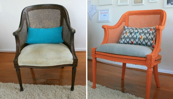 How To Reupholster A Chair 10 Chic Ideas