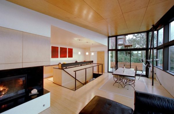 How To Update Your Living Rooms Ceiling For A Stunning