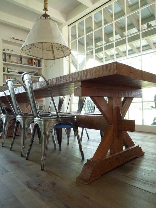 Fun With Farm Tables Ideas  Inspiration