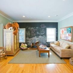 Kid Friendly Living Room Decorating Ideas Garage Door 35 Colorful Playroom Design