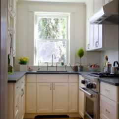 Kitchen Design Photos For Small Kitchens Island Exhaust Fans Hoods 27 Space Saving Ideas