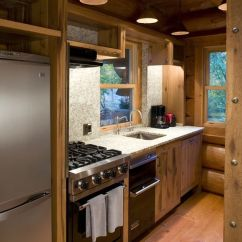Kitchen Design Photos For Small Kitchens Drop Leaf Island 27 Space Saving Ideas Hide The Seating