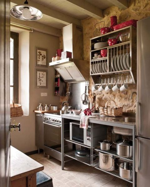 small space kitchen 27 Space-Saving Design Ideas For Small Kitchens