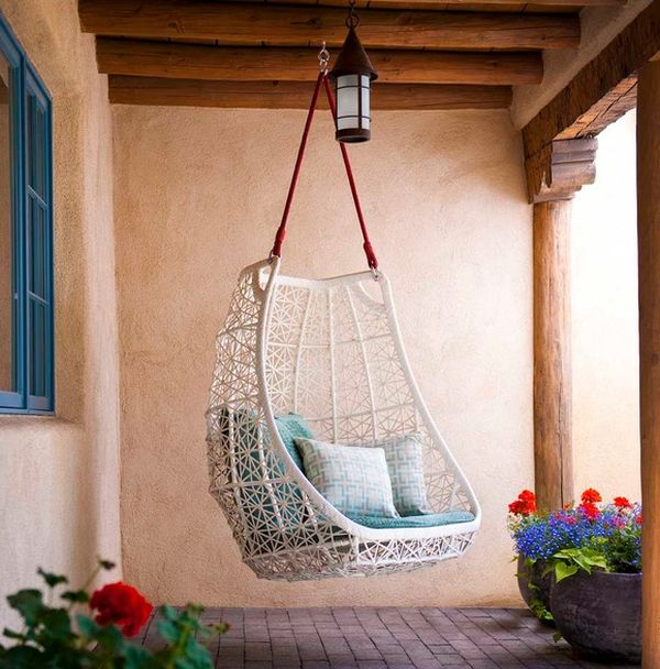 hanging ceiling chair pottery barn lamb 15 playful versatile and comfy chairs