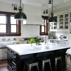 Kitchen Pendant Lights White Shaker Cabinets Add Character To Your With Industrial