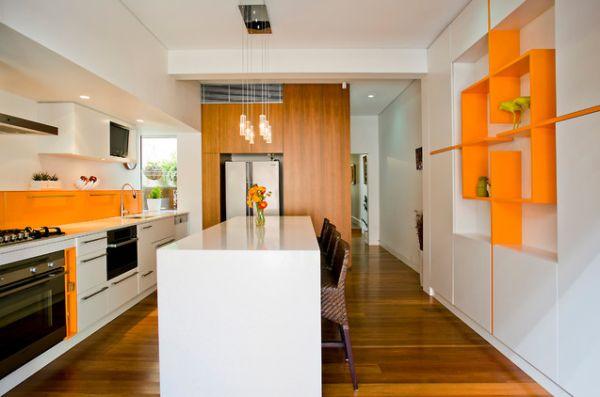 The Underused Interior Design Color  How To Use Orange