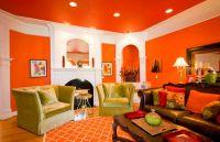 The Underused Interior Design Color - How To Use Orange ...