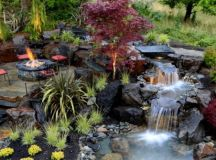 25 Backyard Waterfalls To Include In Your Landscaping