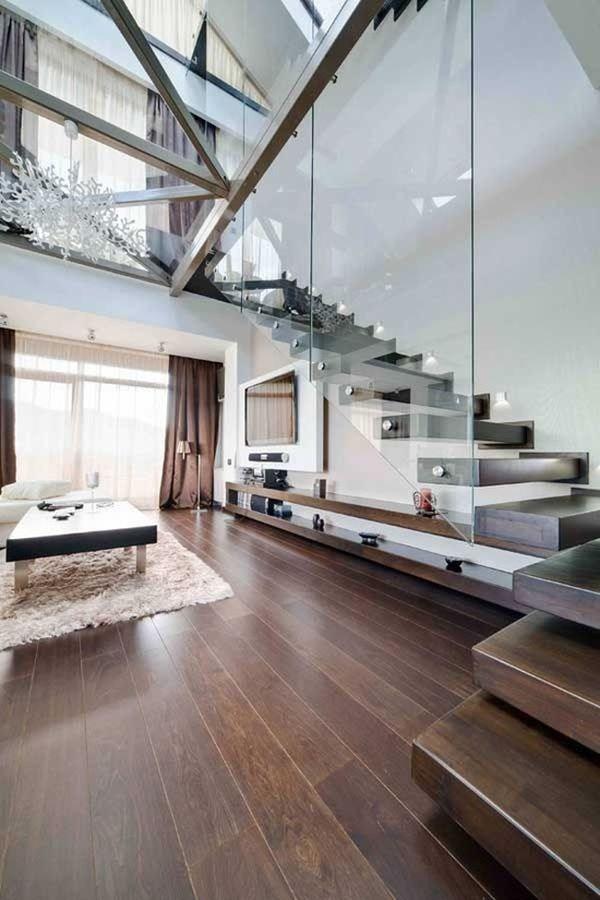 10 Modern Under Stair Storage Solutions To Spruce Up Your Home | Modern Under Stairs Storage | Hallway Understairs Storage | Grey | Home Stair | Bajo | Minimal