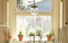 Inspiring Kitchen Sink Window That You Can Make In No Time