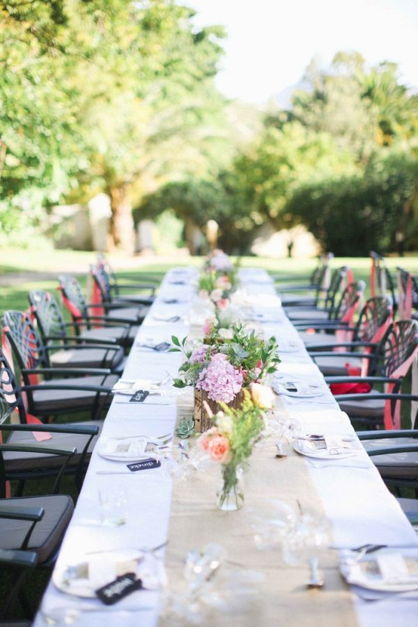 Backyard Wedding Reception Decorations On With 1000
