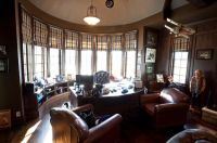 Wood Paneling Adds Elegance And Warmth To Your Home Office
