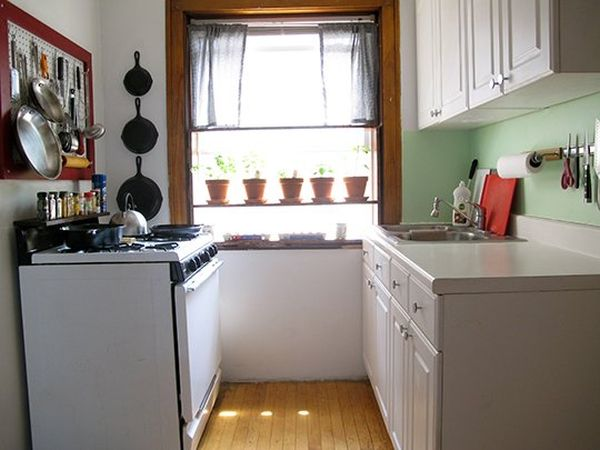 small kitchen interior design ideas A Collection Of 10 Small But Smart Kitchen Interior Designs