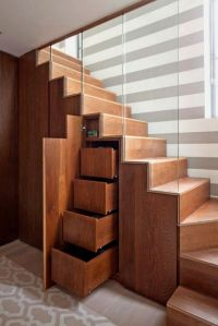 Modern Under Stair Storage Solutions To Spruce Up Your ...