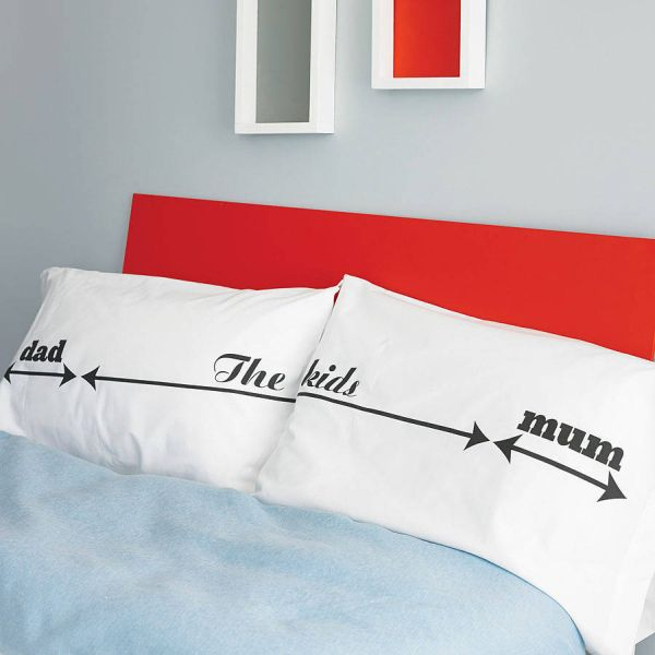 21 Funny Pillowcase Designs For An Entertaining Bedroom Dcor