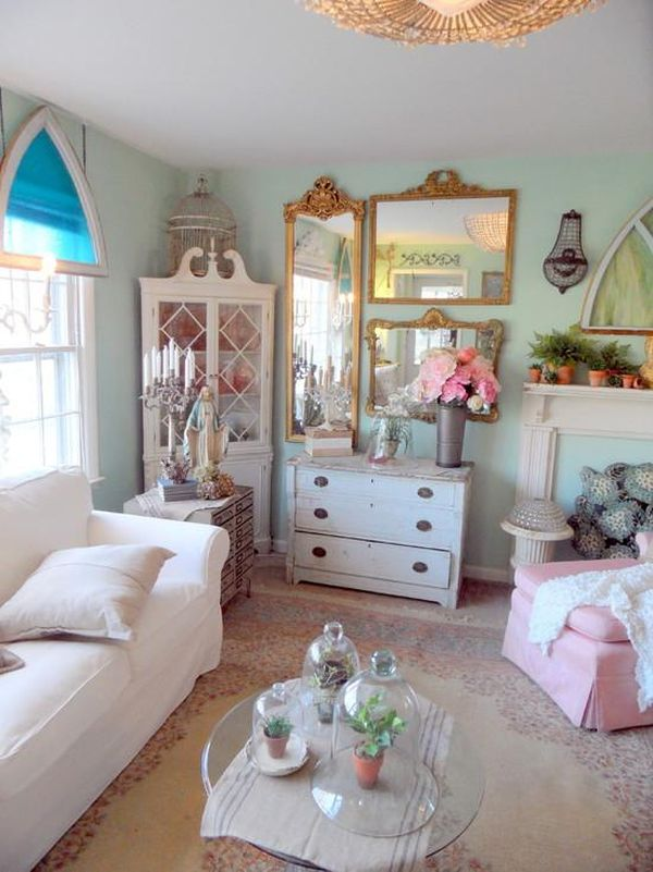 How to Achieve Shabby Chic Dcor