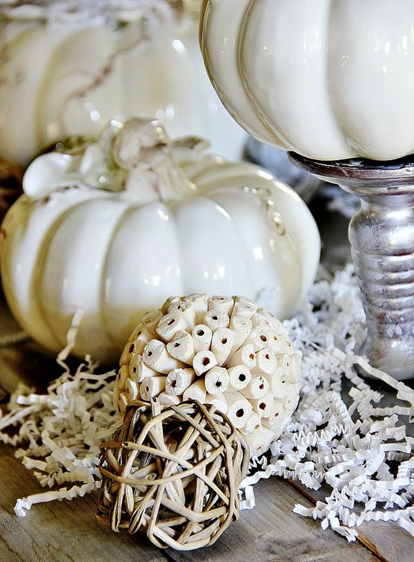 15 Glam Pumpkin Designs For A Glitzy Fall And Halloween Dcor