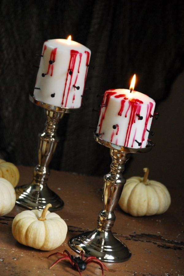 9 Spooky Scary Halloween DIYs For The Family