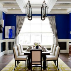 Furnishing A Tiny Living Room Interior Design Ideas Traditional Electric Surge: How To With Cobalt Blue