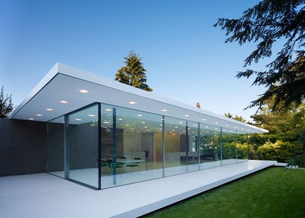 Glass Houses From Around the World