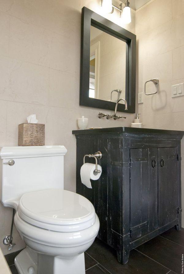 Old WorldInfluenced Bathroom Vanities