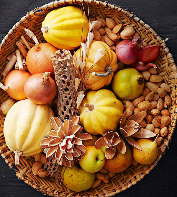 Fall Flowers And Pumpkins Wallpaper Pass The Pumpkins Thanksgiving Centerpiece Ideas
