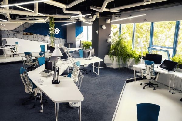 The New Game Studio 2o Office Has A SpaceshipLike Interior