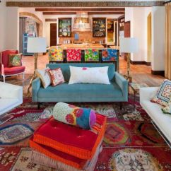 Bohemian Style Living Room Images Of Interior Designs For How To Achieve Or Boho Chic