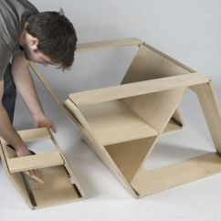 Collapsible Wooden Chair Bedroom Rail 10 Folding Furniture Designs – Great Space-savers And Always Good To Have Around