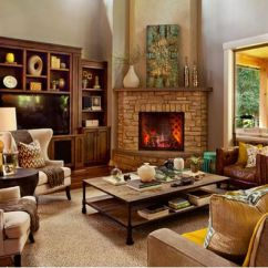 Pictures Of Decorated Living Rooms With Fireplaces Ideas Grey 100 Fireplace Design For A Warm Home During Winter View In Gallery