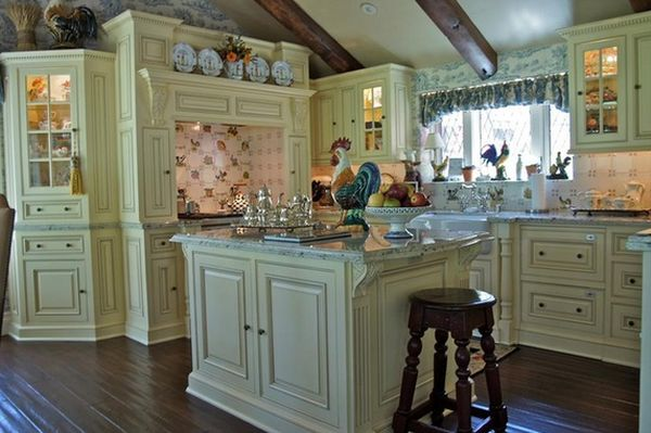 french country kitchen decor How to Achieve a French Country Style