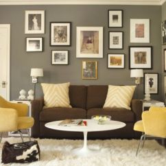 Mustard Yellow Living Room Ideas Leather Sectionals And Chocolate Covered Rooms Inspiration A Flea Market