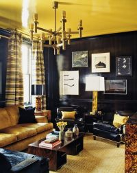 Mustard and Gold Accents: Ideas and Inspiration