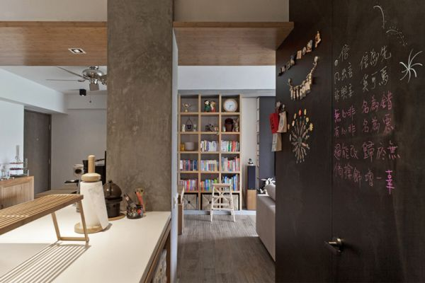 Tiny Hong Kong Apartment Featuring A Very Creative And Functional