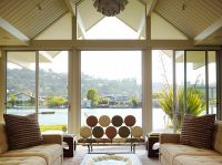 Large Windows And How To Decorate Around Them