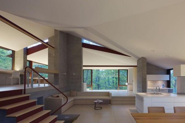 open plan kitchen dining living room plans interior design 25 concept modern floor