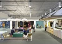 The New Cisco San Francisco Offices Feature Wooden ...