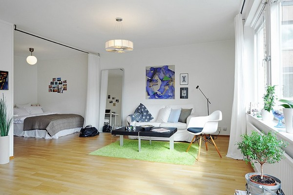 interior design small living room apartment layout ideas with tv 10 one apartments featuring a scandinavian decor